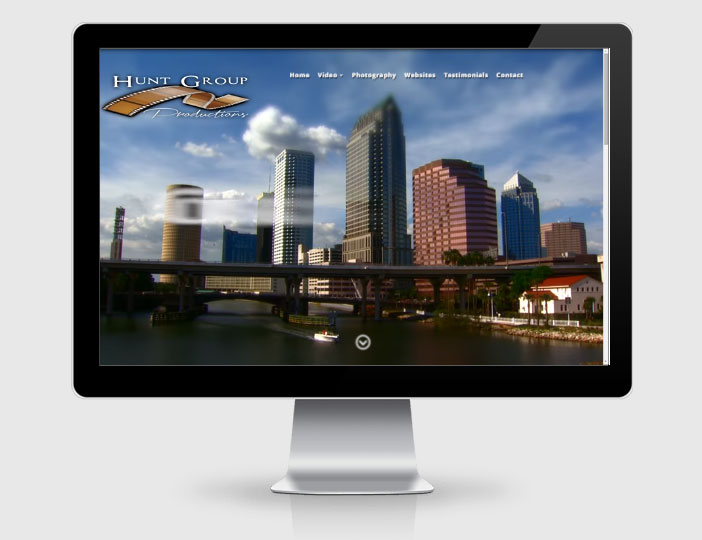 Florida Golf Country Club Web Design
